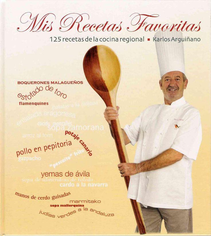 Libro Mis recetas favoritas