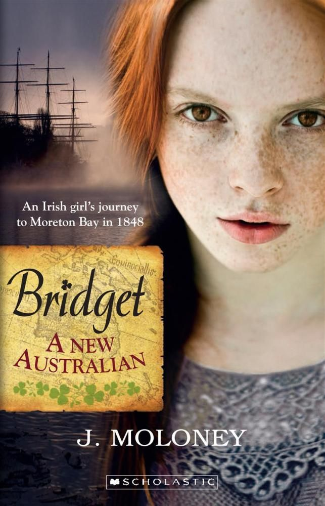 Bridget : A New Australian - James Moloney