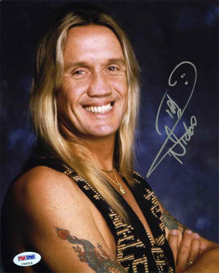 Nicko McBrain Iron Maiden Signed 8x10 Photo Certified Authentic PSA/DNA