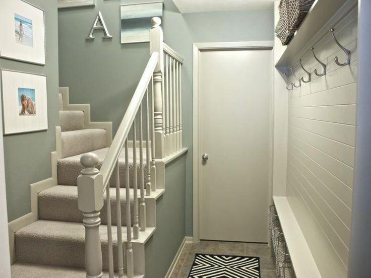 Hallway Wall Decor Pinterest : Small hallway paint ideas decorating on