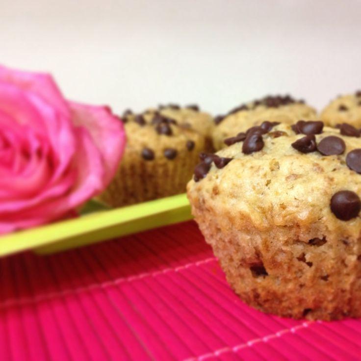 Muffin col panettone