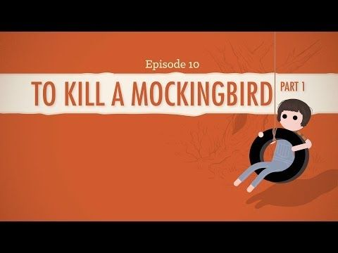 ▶ To Kill a Mockingbird, Part I - Crash Course Bestselling teen author John Green breaks down To Kill a Mockingbird.