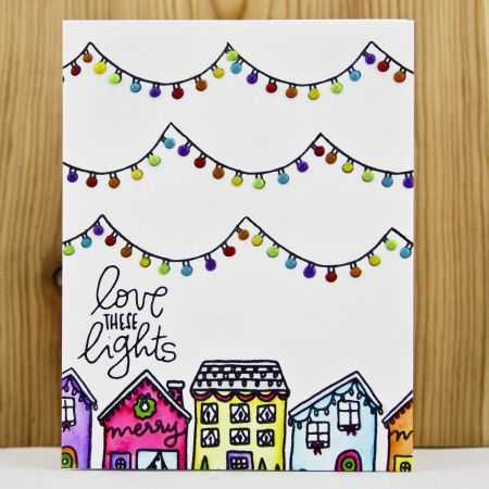 #throwbackthursdays - Nuvo Christmas Lights by Carly Tee Minner | the CLASSroom | Bloglovin'
