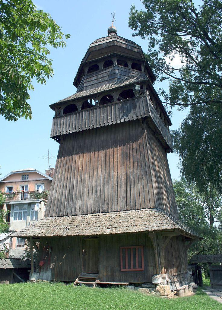 Дзвіниця церкви св. Юра в Дрогобичі