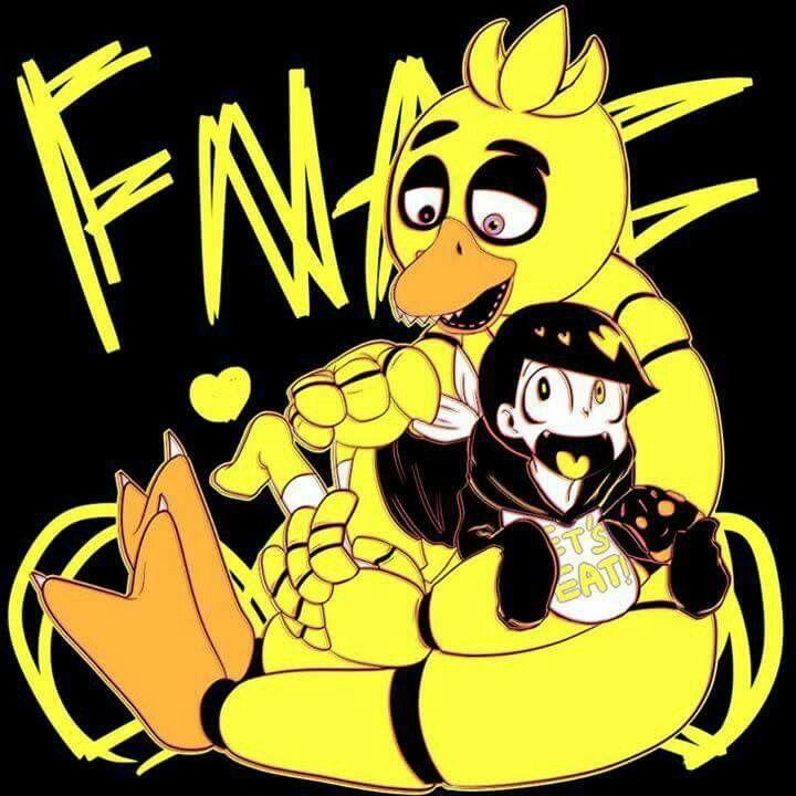 Osomatsu-san- Jyushimatsu #Anime「♡」FNAF