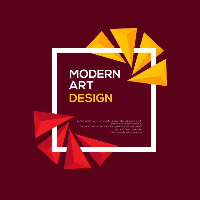 Modern Art Banner Design Background Background Design Graphic Design Png And Vector With Transparent Background For Free Download Banner Design Yoga Logo Design Background Design Vector