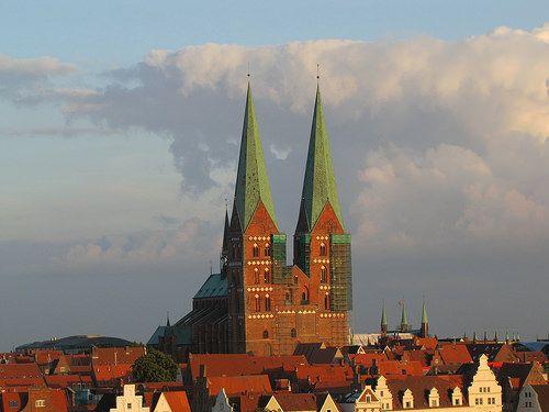 Marienkirche Lübeck | von FrankRath1