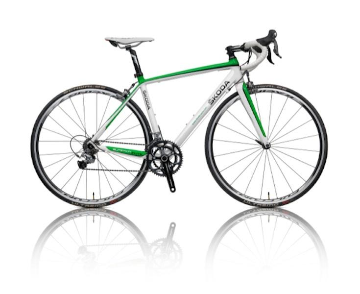 Skoda Road Bicycle