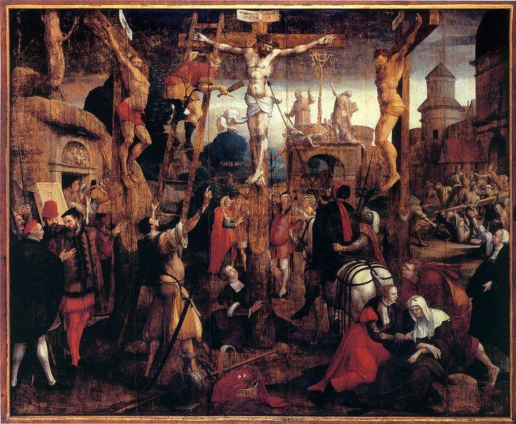 Распятие Христово (автор Hermann tom Ring)