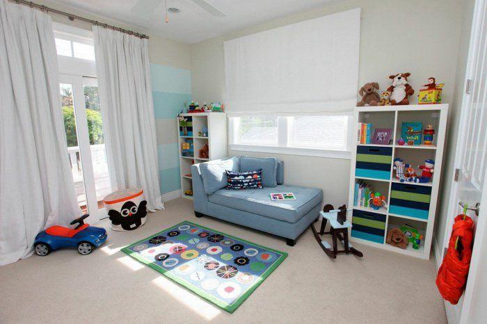1001 Ideen für Kinderzimmer Junge Einrichtungsideen