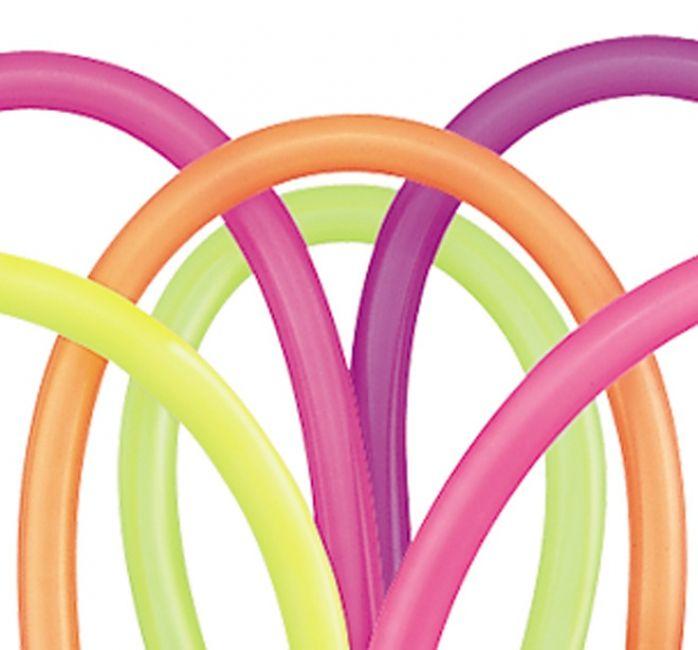 Modelleerballonnen 100 stuks  100 neon modelleerballonnen. Zak met daarin 100 fel gekleurde neon ballonnen om zelf te modelleren.  EUR 15.95  Meer informatie