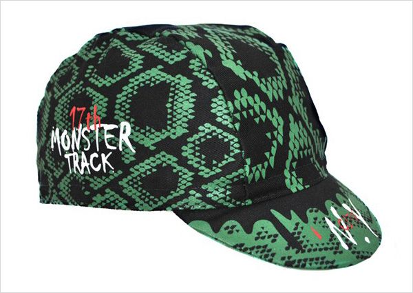 Cinelli x Monster Track 2016 Cycling Cap - PEDAL Consumption
