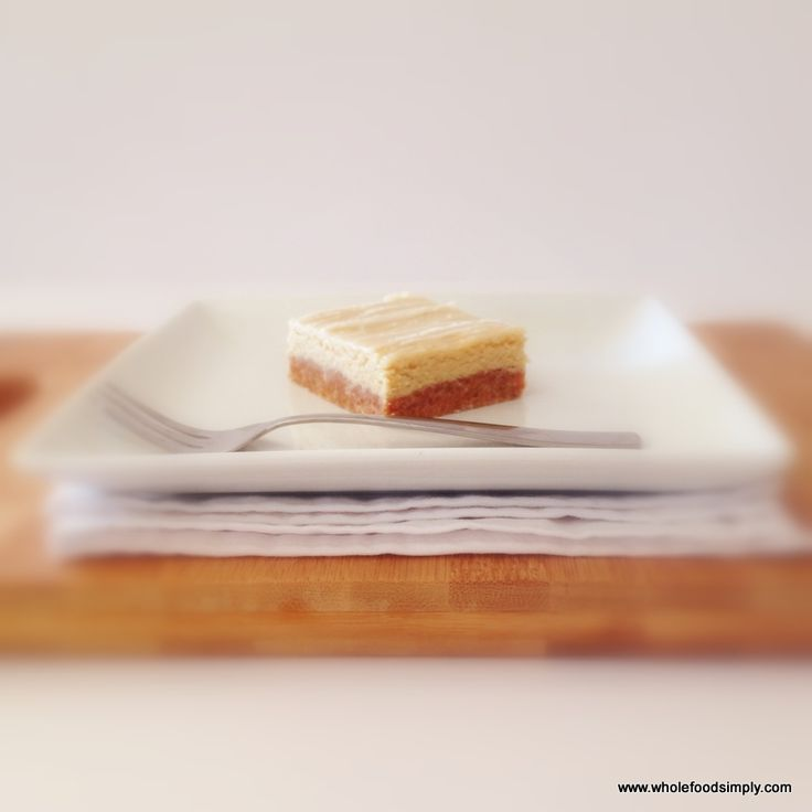Quick, easy and delicious vanilla slice. Free from gluten, grains, dairy, egg and refined sugar. We love it! I hope you do too.