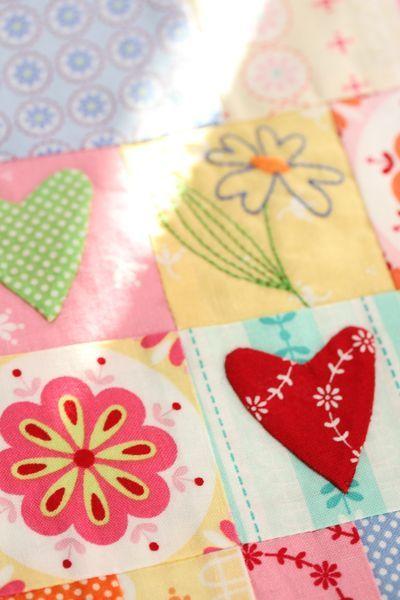 Leanne B's quilt