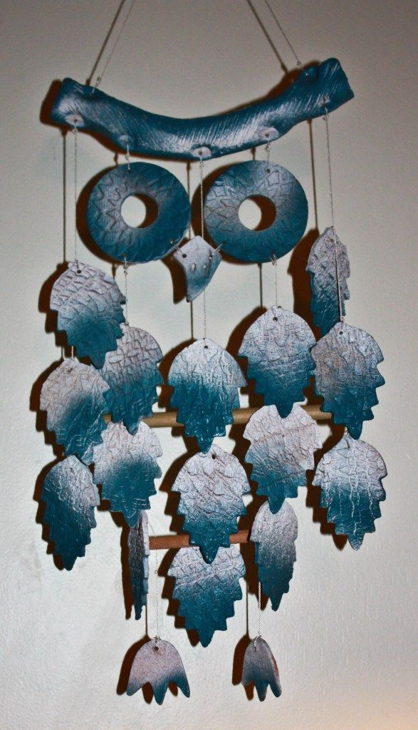 Fall wind chime