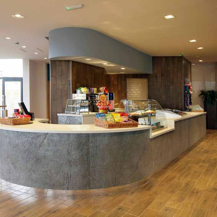 Swimming Pool Restaurant Servery, Ladram Bay Holiday Park - Pebbles Restaurant, Devon, England