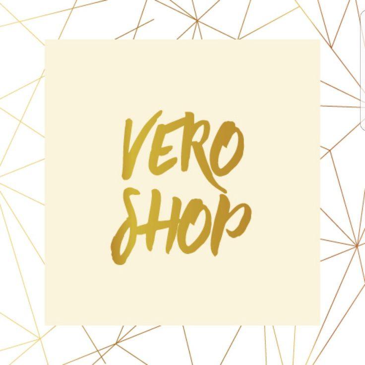 Vero shop has new amazing banners 😊