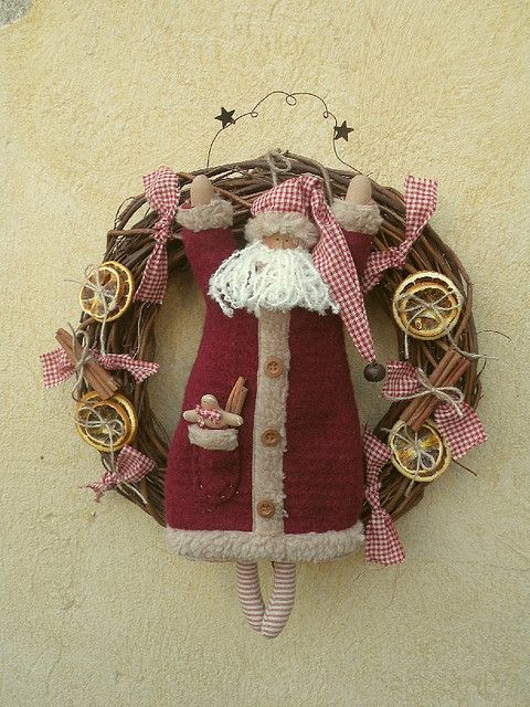 Babbo Natale by countrykitty, via Flickr