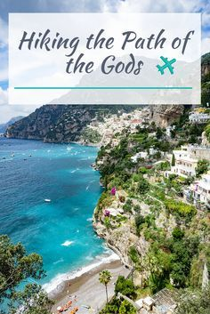 No trip to the Amalfi Coast is complete without doing this easy hike with stunni…