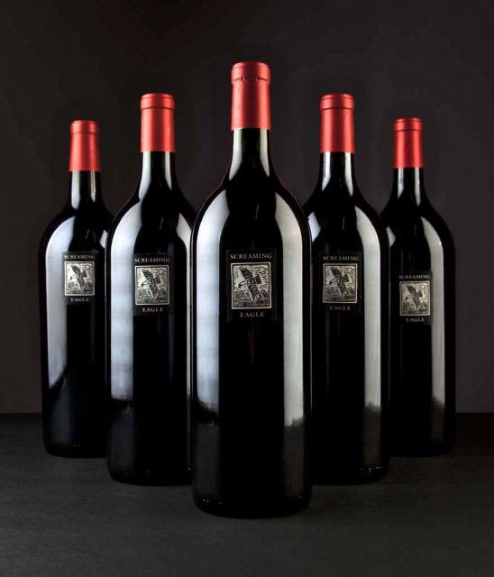 "Galloni, [WA] : ""The Screaming Eagle phenomenon is not healthy"" #wine"