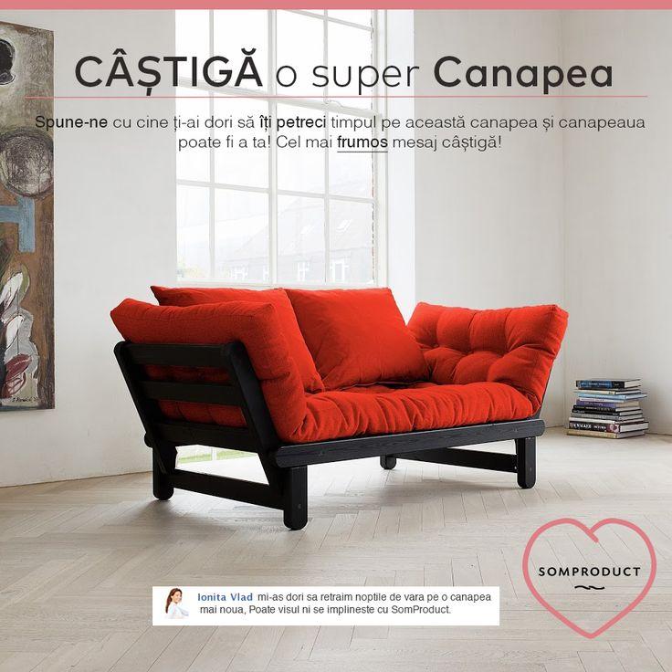 Canapea Beat