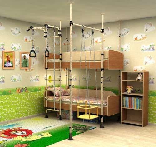 KlatreBarna | KlatreBarna: Trygge lekeapparater for aktive barn