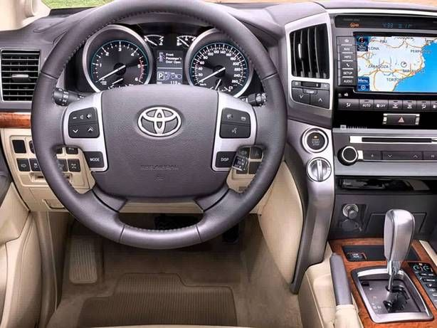 Specifications Toyota Land Cruiser with a Fancy Exterior : Cnynewcars.com