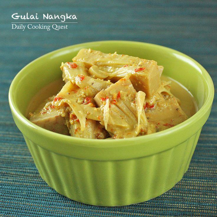 Gulai Nangka - Jackfruit Curry