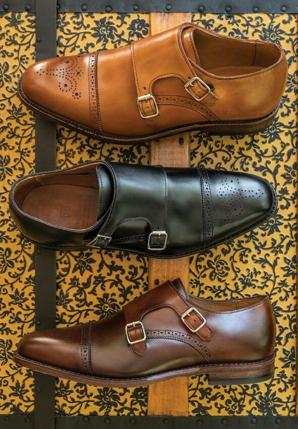 Allen Edmonds - St. John's double monk strap