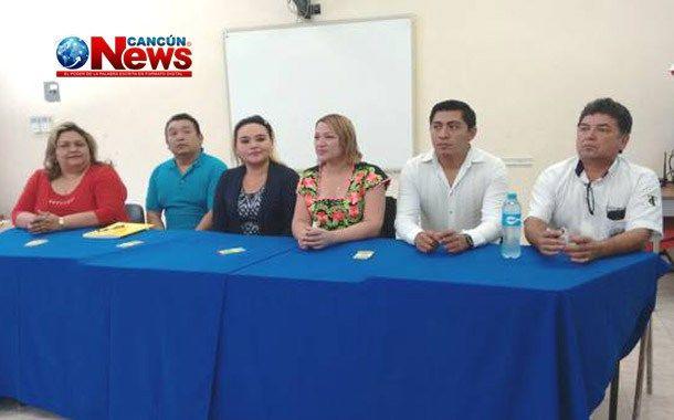 SINDICATO DE TAXISTAS APOYA CON BECAS DE TRANSPORTE A ESTUDIANTES DEL CAM.