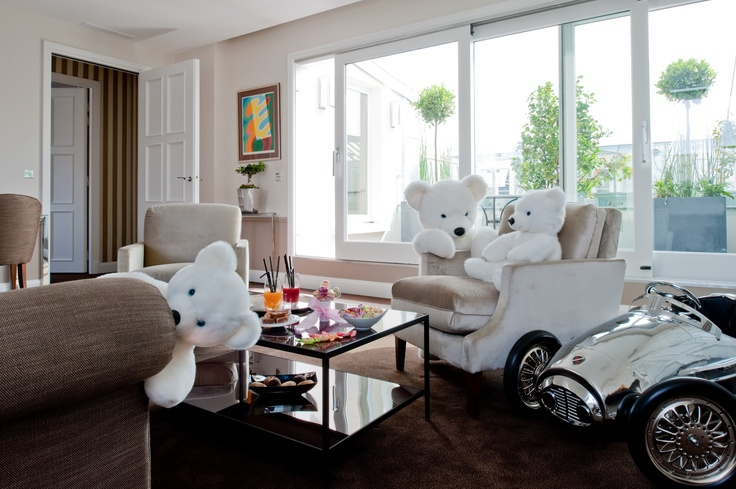 Le Burgundy Paris treats kids as little princes  princesses. #worldsbesthotels2014