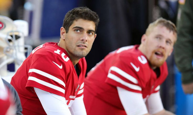 49ers still don't have plan for Jimmy Garoppolo = Contrary to some recent reports, San Francisco 49ers head coach Kyle Shanahan says that the team still does not have a plan for when it is going to get.....
