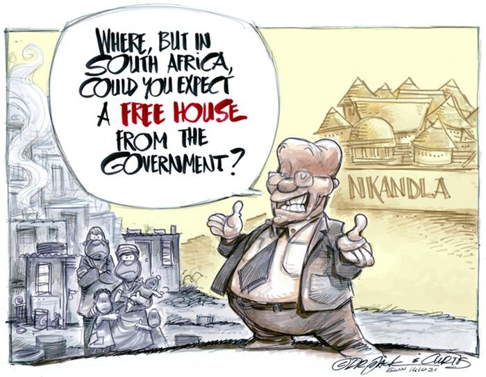 LOL!!!!! Ons geagte onnosele prezzie Zumpies...SA's Housing Policy
