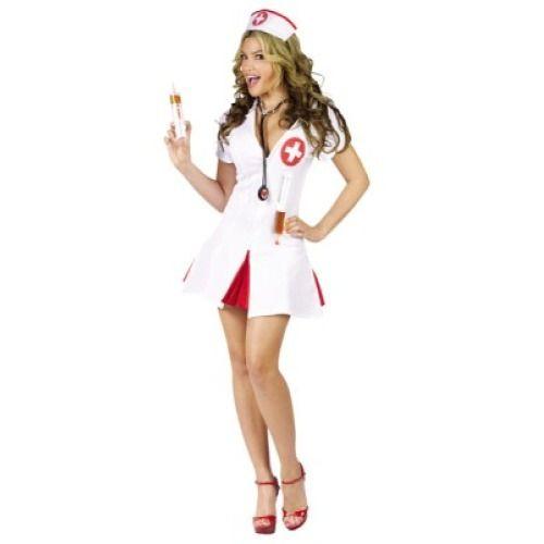 Say Ahhh! Nurse Costume