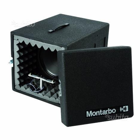 Isobox Montarbo - Cassa / cabinet per chitarra