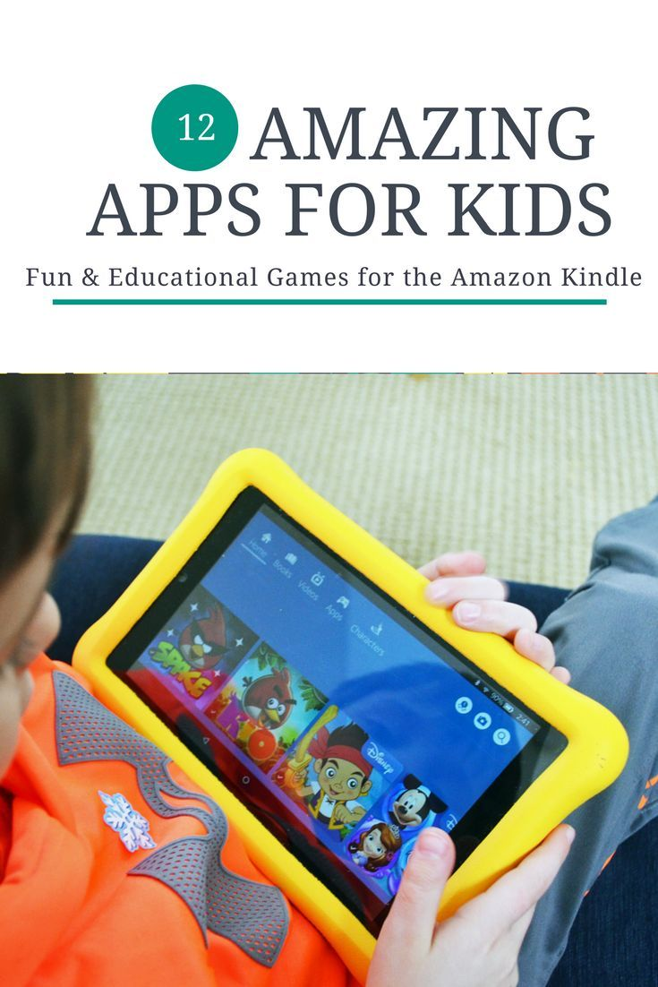 Our Favorite Kindle Apps For Kids Beyond The Bookends Kids App Learning Websites For Kids Best Learning Apps
