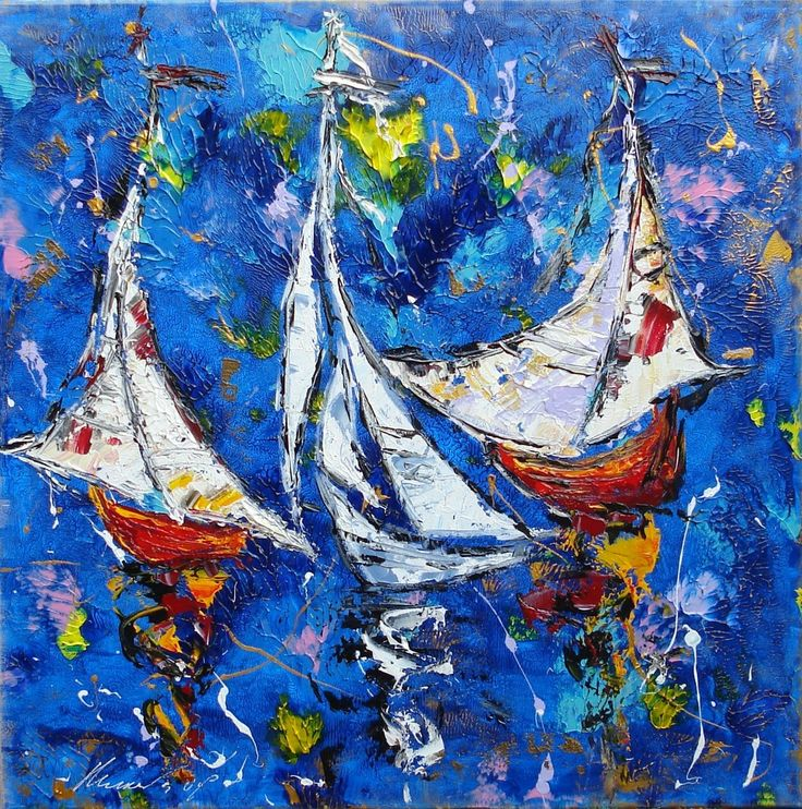 Schilderij van Tatyana Murova www.artterra,com gmail: galerie@artterra.com