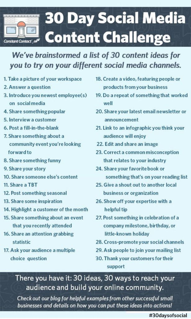 30-Day-Social-Media-Content-Challenge
