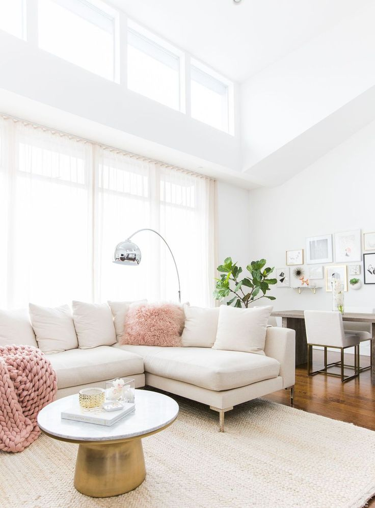 57 Cozy Feminine Living Rooms Decoration Ideas