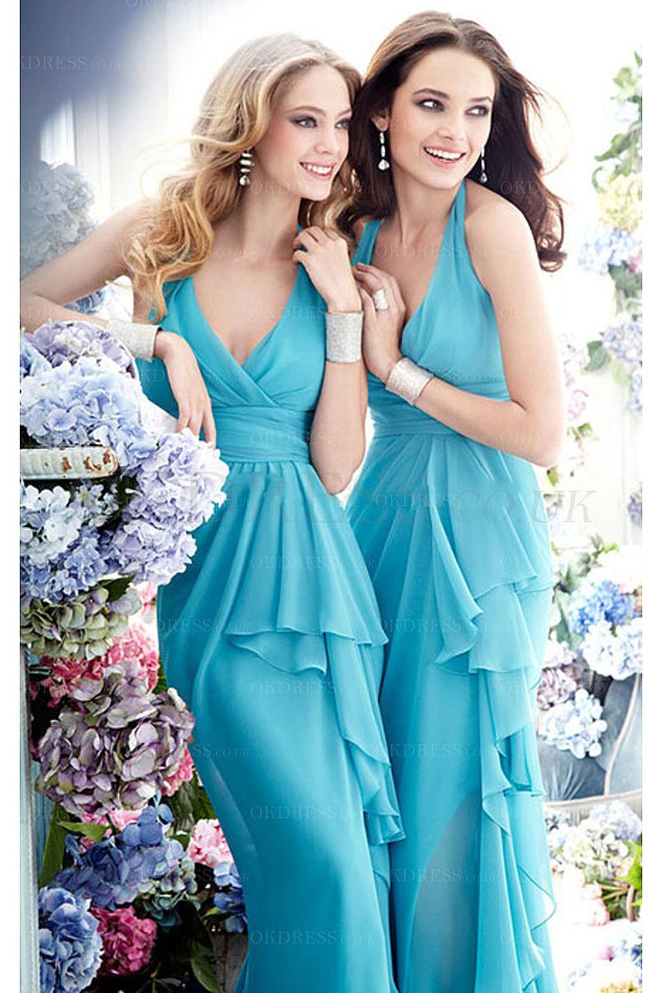 Best 19 bridesmaids ideas on Pinterest   Formal dresses uk, Bridal ...