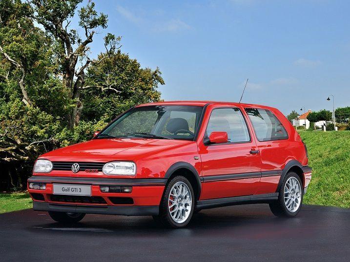 Volkswagen Golf Gti 20 Jahre 1996 Mk3 Volkswagonclassiccars