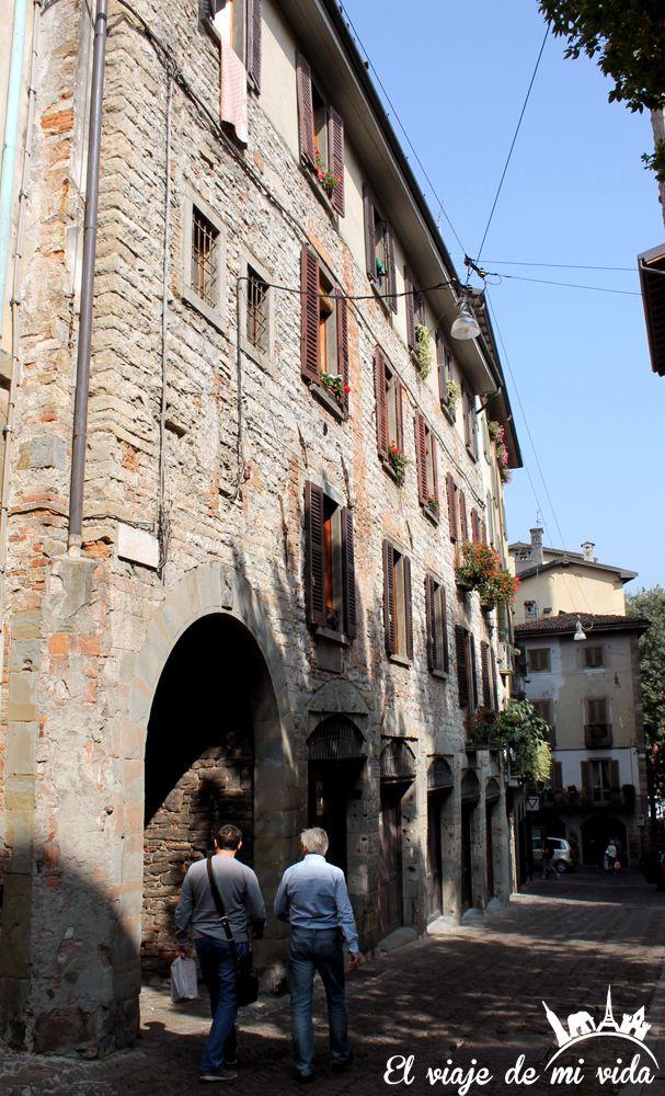 Ciudad Alta Bergamo Italia (3)