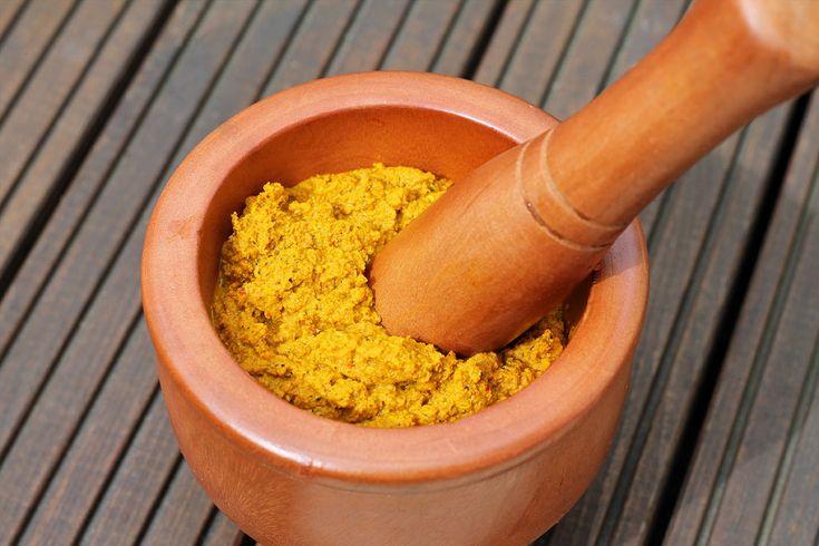 Kreung Gaeng Ped Dai – Südthailändische Currypaste