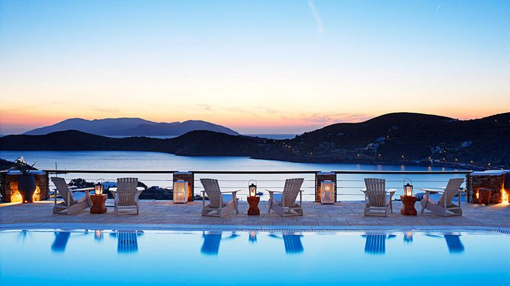 Ios, Greece - Here at the Liosotasi boutique hotel, you might never know that you are staying on one of Greece's biggest party islands. Indeed, Ios -- the island in the Cyclades archipelago where the average age is reported to be 22 -- may be known for its all-night discos, but at Liostasi, the ambience is so tranquil that you can almost hear the sun sizzle as it touches down into the Aegean Sea.
