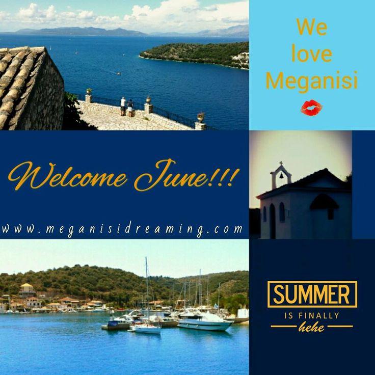Welcome June 2017