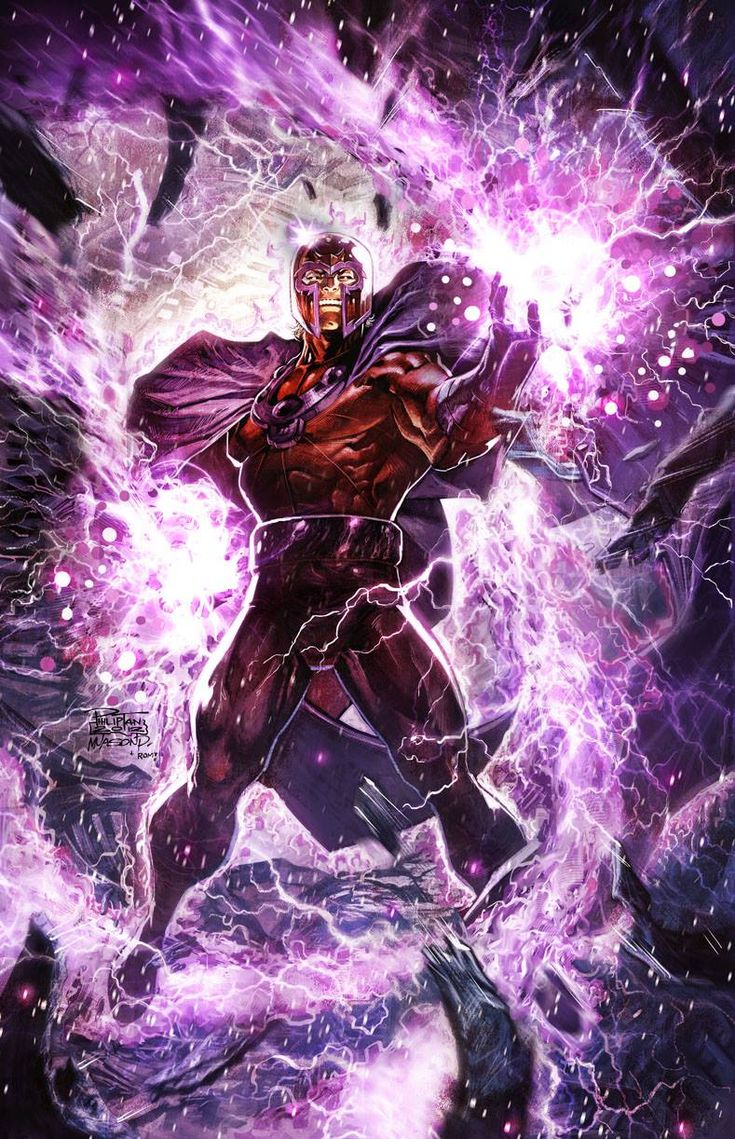Magneto | Philip Tan