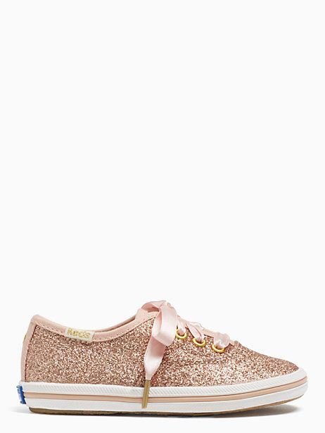 53e47989548 Keds Kids X Kate Spade New York Champion Glitter Toddler Sneakers ...