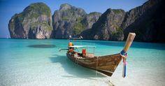 Mar de Andaman (Tailândia): O litoral banhado pelo mar de Andaman, na Tailândia, oferece cenários ideais para quem quer afogar as mágoas depois de um término de relacionamento. Seja na praia durante o dia ou em baladas que atravessam a noite, o turista terá, no local, pouco tempo para pensar em amores perdidos. A maioria do público que frequenta o destino é composto por jovens mochileiros descompromissados que, apesar de origem variada (há europeus, estadunidenses, australianos, canadenses…