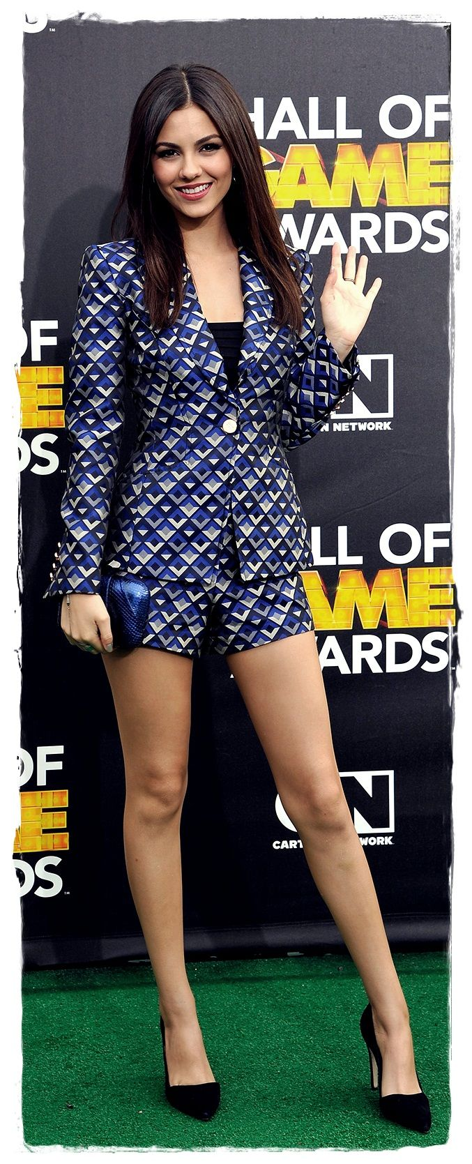 Victoria Justice at 4th Annual Hall of Game Awards in Santa Monica