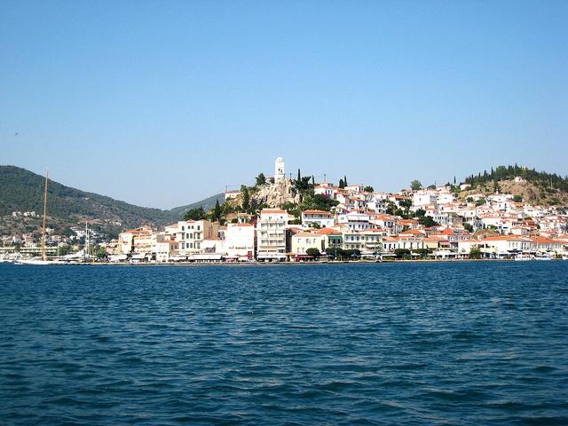 TRAVEL'IN GREECE I Poros Island